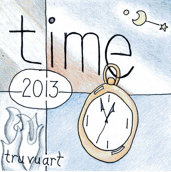 time cd cover